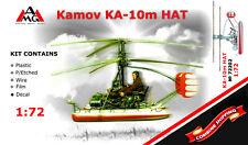 AMG 72202 Helicopter Kamov Ka-10m HAT plastic model kit 1/72