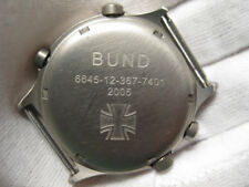 IRON CROSS GERMANY Military Watch Boccia (by Tutima) esercito tedesco