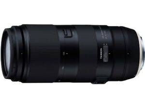 Tamron A035E 100 mm-400 MM Lens For 4.5-6.3 AF - S Usd Vc System Canon New Boxed