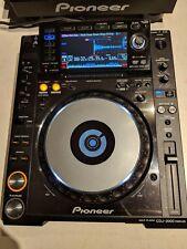 Pioneer CDJ-2000 NEXUS Professional Grade DJ Deck CDJ Turntable CDJ-2000NXS