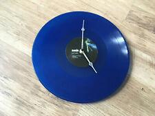 RARE RETRO STYLE CLOCK - Suede - Night Thoughts (BLUE COLOUR VINYL) (Misprint)
