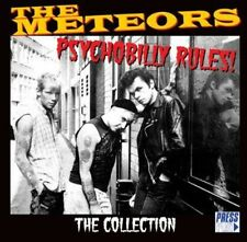 The Meteors - Psychobilly Rules [New CD] UK - Import