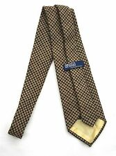 Ralph Lauren TWEED PLAID  MULTI COLOR 100% WOOL TIE HAND MADE IN U.S.A