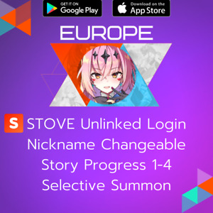 [Europe] Top Model Luluca | Epic Seven Epic 7 Name Changeable ML Starter Account