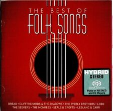 Various Artists - Very Best Of Folk Song / Various [New SACD] Hong Kong - Import
