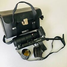 Zenit 122s 35mm Film Camera Tair-3S 4.5/300 Tele Lens Sniper Handle Grip Hood