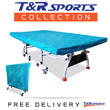 Indoor Multifunctional Cover for Table Tennis Ping Pong Table Green