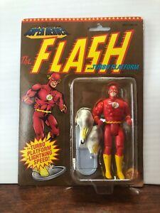 The Flash - Toy Biz Action Figure DC Comics 1991 MOC vintage