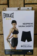Everlast F.I.T. Neoprene Sauna Shorts Size S