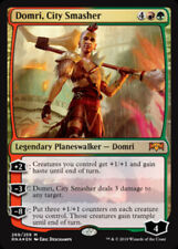 1x Domri, City Smasher - Foil Planeswalker Deck Exclusive NM-Mint, English Ravni