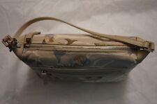 Salvatore Ferragamo Ocean/Fish Design Shoulder Tote Handbag Purse AU-21/3912