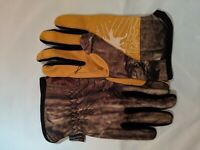 1640 Majestic Winter Lined Leather FreezerGlove w// Extra Thick Insulation
