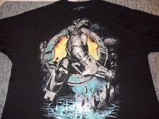 2XL- Iron Man T- Shirt