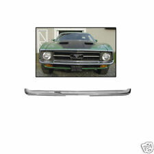 1971-1972 Ford Mustang Chrome Front Bumper