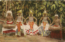 CEYLON: Devil Dancers- PLATE