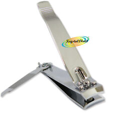Elegant Touch Large Toe Nail Clippers Cutters Trimmer Nipper Finger