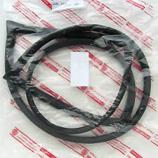 DATSUN 1200 B110 REAR WINDSHIELD WEATHERSTRIP RUBBER SEAL