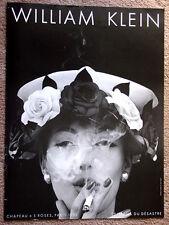 William Klein≈Chapeau +5 Roses, Paris 1956≈Haute Couture≈Cigarette Photo POSTER