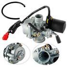 Ersatzvergaser Vergaser mit E-Choke für 50cc 2-Takt Roller Motorrad PIAGGIO