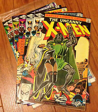 Uncanny X-Men Lot #145-156 (High Grade) VF/NM to NM- (9.0-9.2)