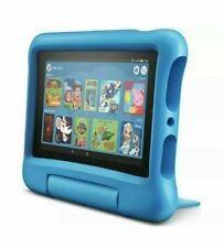"Amazon Fire 7 Kids Edition Tablet Tab 16GB 7"" Inch Display Blue,"