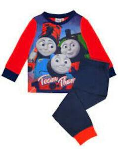 Thomas the Tank Engine Pyjamas - TEAM THOMAS!