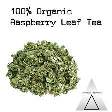100% Organic Raspberry Leaf Tea 100g