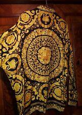 Versace Seidenhemd Barokko Gr.54! Vintage und Rarietät!!