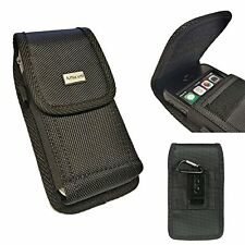 XXL Premium Holster Nylon Pouch Case Fits iPhone 6s Plus with Otterbox