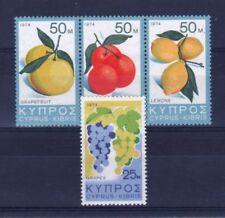 CHYPRE Yvert n° 397/400 neuf sans charnière