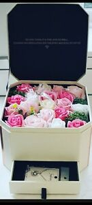 Flower Box With Gift Draw