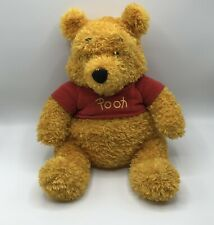 "Disneyland Resort Winnie the Pooh Walt Disney World Plush 17"" Stuffed Toy Bear"