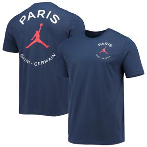 Paris Saint-Germain Logo T-Shirt – Navy