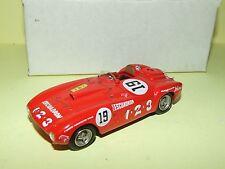 FERRARI 375 MM N°19 CARRERA PANAMERICA 1954 STARTER 1:43 Arrivée 1èr défaut