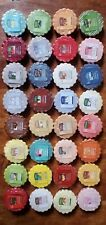 Yankee Candle Wax Tarts Melts Lot of 32 All unique scents
