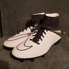 NIKE Hypervenom Phantom II Leather Soccer Cleats US 8 / EUR 41 / UK 7 (rrp:310€)