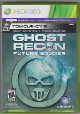 Tom Clancy's Ghost Recon: Future Soldier -- Signature Edition (Xbox 360) ~ Used