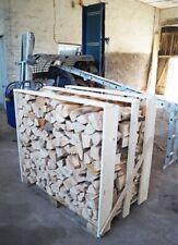Pure Beech Wood Firewood Firewood 1 RM Beech Kammergetrocknet Ofenvertig