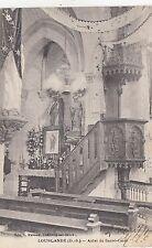 BF11691 loublande d s autel du sacre coeur  france  front/back image