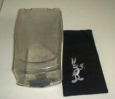 VINTAGE FLOPPY 3 in (ca. 7.62 cm) Bugs Bunny Portafoglio Marsupio Per Dischi