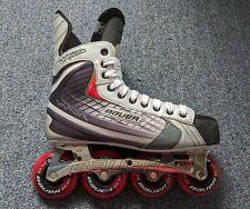 Bauer Vapor Rx500 Roller Hockey Skates Mens Size 10 Amazing!