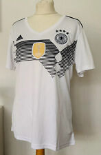 ADIDAS GERMANY Home Shirt Size XL WOMANS WHITE *NEW* | FIFA 2014 World Champions