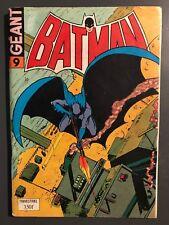BATMAN GEANT (Sagedition - 1ère série - V1) - T9 : avril 1974