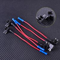 5x Add-A-Circuit Mini Fuse Tap Adapter Low Profile APS ATT Micro Blade Car Auto