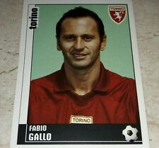 FIGURINA CALCIATORI PANINI 2006/07 TORINO GALLO ALBUM 2007