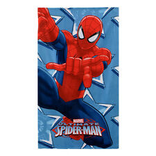 Telo mare Spiderman Ultimate di Marvel 70x140 cm in microfibra Q894