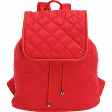 NWT LeSportsac Beverly Backpack - Lipstick Quilted School Day Hiking Backpack Rd