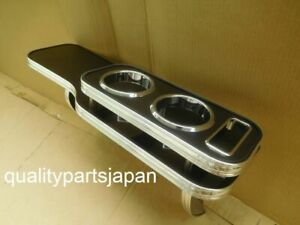 DASHBOARD TABLE CUP HOLDER For NISSAN ELGRAND E51 FACELIFT 2004-2009 Aftermarket