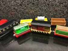 Thomas The Tank Engine And Friends Take Along N Play 9 Piece Rolling Stock Lot