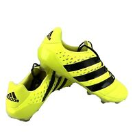 New Adidas Ace 16.1 FG S79684 Leather Men's Football Shoes Soccer Cleats US 11.5